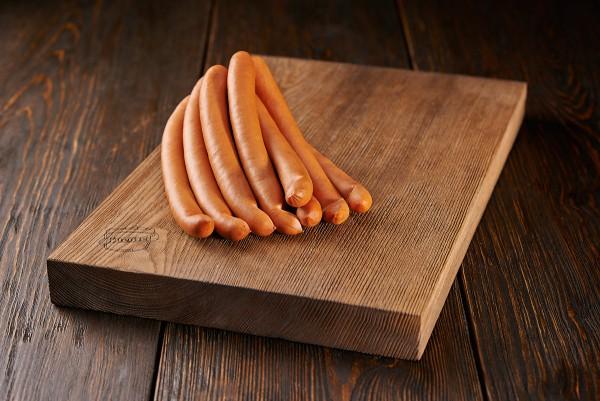 Wiener Würstchen im Natursaitling